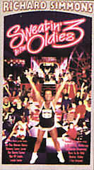 Richard Simmons - Sweatin' to the Oldies 3 (VHS, 2001)