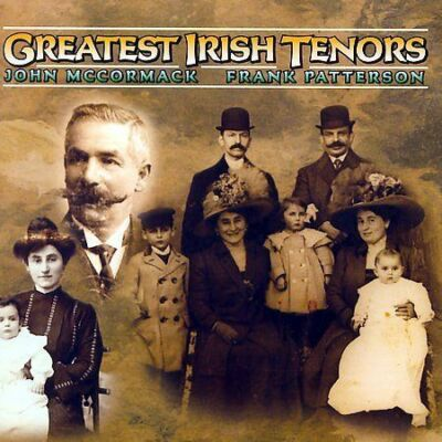Greatest Irish Tenors Past & Present