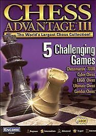 Chess Advantage 3 - PC