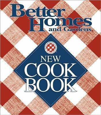 Better Homes and Gardens New Cook Book (Three Ring Binder Edition) Better Homes