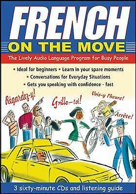 French on the Move  3CDs + Guide) Language on the Move)