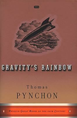 Gravity's Rainbow Pynchon, Thomas