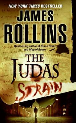 The Judas Strain by James Rollins (2008, Paperback)