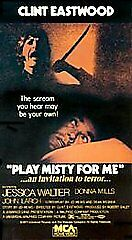 Play Misty for Me [VHS]