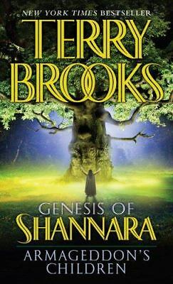 Genesis of Shannara - Armageddon's Children by Terry Brooks (2007, Mass Market)