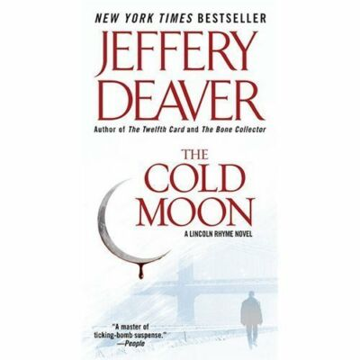The Cold Moon by Jefferey Deaver (2007, Paperback)