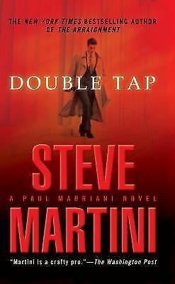 Double Tap by Steve Martini (Paul Madriani, 2005, Paperback)