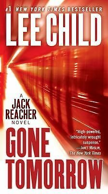 Gone Tomorrow by Lee Child (Jack Reacher, 2010, Paperback)