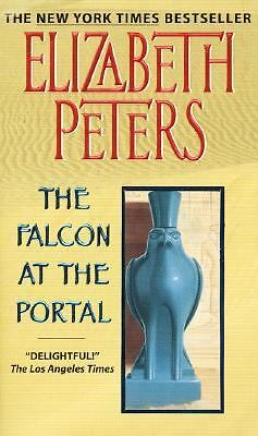 The Falcon at the Portal (Amelia Peabody) by Elizabeth Peters (2000, Paperback)
