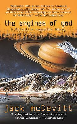 The Engines of God by Jack McDevitt (The Academy, 1995, Paperback)