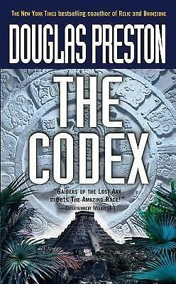The Codex by Douglas Preston (2005, Paperback, Revised)