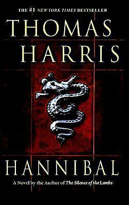 Hannibal by Thomas Harris (2000, Paperback)