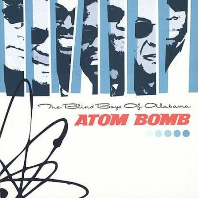 Atom Bomb by The Five Blind Boys of Alabama (CD, 2005, Real World) VG/Tested