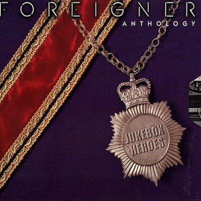 Jukebox Heroes: The Foreigner Anthology, Foreigner,
