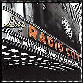 Live at Radio City Music Hall by Dave Matthews (CD, Aug-2007, 2 Discs, RCA)