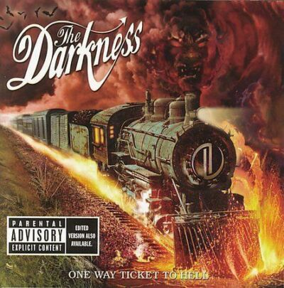 Darkness : One Way Ticket to Hell & Back CD (2005)