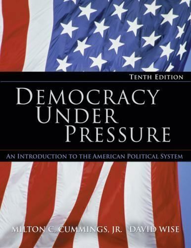 Democracy Under Pressure with PoliPrep Available Titles CengageNOW