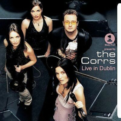The Corrs Live in Dublin CD