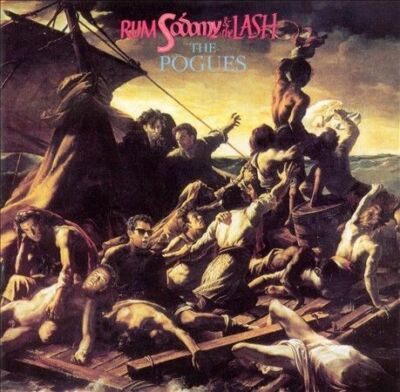 The Pogues, Rum Sodomy & the Lash Audio CD