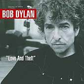 ", ""Love and Theft"" (Limited Edition) Audio CD"