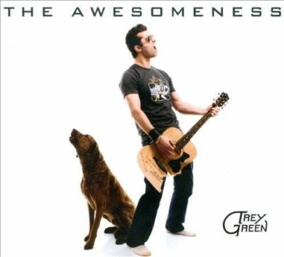 Trey Green-The Awesomeness  CD