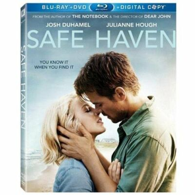Safe Haven Blu-ray / DVD + Digital Copy