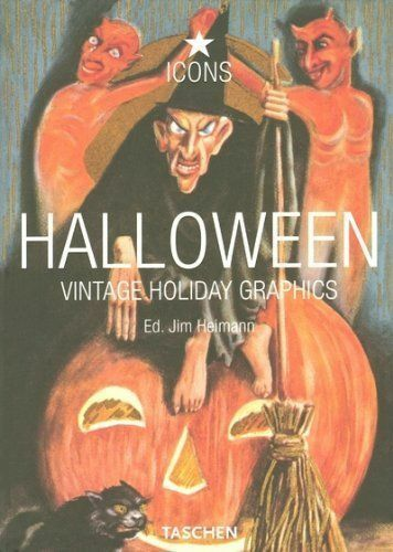 Halloween: Vintage Holiday Graphics Icons