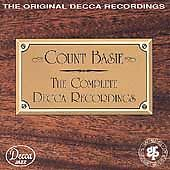COUNT BASIE The Complete Decca Recordings 3 CDS