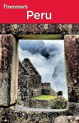Frommer's Peru Frommer's Complete Guides