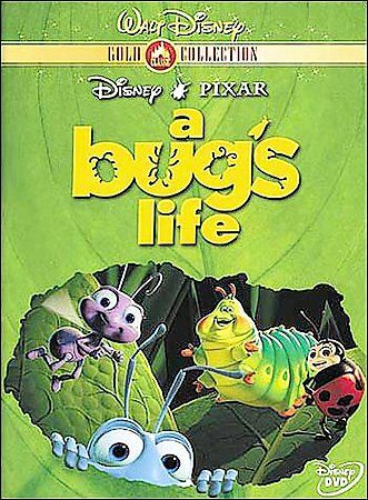 A Bug's Life Disney Gold Classic Collection