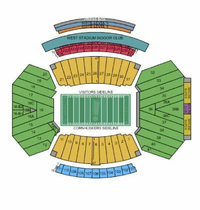 Two (2) Tickets to the Nebraska Huskers vs. the Maryland Terrapins  11/19/16