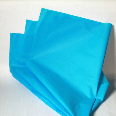 New Turquoise Wrapping Tissue Paper - Free Freight!!!