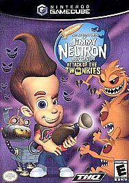 Adventures of Jimmy Neutron: Twonkies Gamecube Gcube