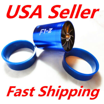 Turbonator TURBO AIR INTAKE FAN KIT SENTRA ALTIMA MAXIMA FUEL GAS SAVER CIVIC
