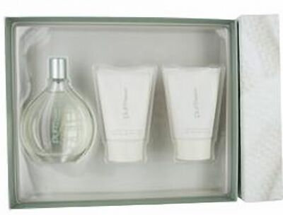 "DONNA KARAN ""PURE DKNY VERBENA"" for WOMEN ~ GIFT SET **NIB**"