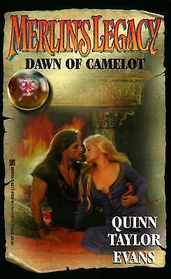 Dawn of Camelot by Quinn Taylor Evans (1998, Paperback)