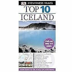 Top 10 Iceland (EYEWITNESS TOP 10 TRAVEL GUIDE) by DK Publishing