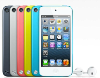 New Apple iPod Touch, 16GB or 32GB, 2 Cameras, 5th or Latest Gen +1Yr WARRANTY