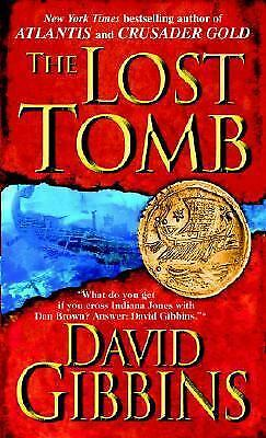 The Lost Tomb by David Gibbins (2008, Paperback)