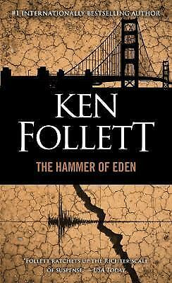The Hammer of Eden by Ken Follett (1999, Paperback)