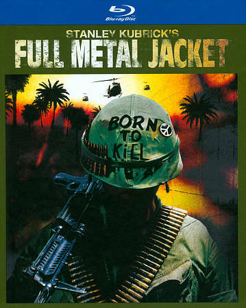 FULL METAL JACKET DIGIBOOK 25TH ANNIVERSARY  BLU RAY NEW  OPERATION GRATITUDE