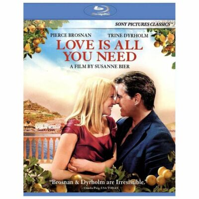 LOVE IS ALL YOU NEED BLU RAY NEW SEALED OPERATION GRATITUDE