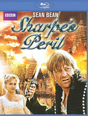 SHARPE'S PERIL BLU RAY NEW SEALED OPERATION GRATITUDE
