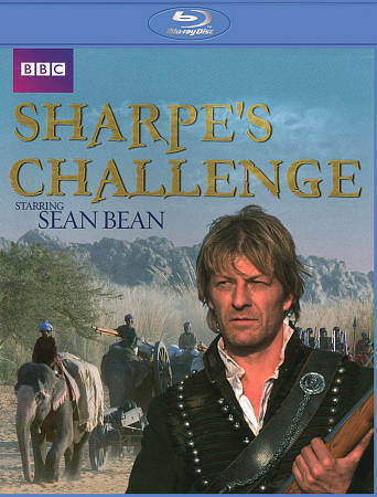 SHARPES CHALLENGE BLU RAY NEW SEALED OPERATION GRATITUDE