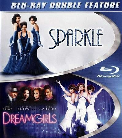 SPARKLE DREAMGIRLS DOUBLE FEATURE BLU RAY NEW SEALED OPERATION GRATITUDE