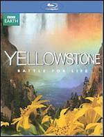 YELLOWSTONE BATTLE FOR LIFE BLU RAY NEW SEALED OPERATION GRATITUDE DIRECT SELLER