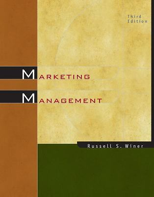 Marketing Management by Winer, Russ