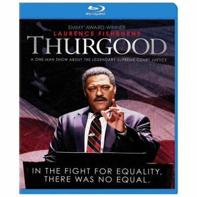 THURGOOD LAURENCE FISHBURNE BLU RAY NEW SEALED OPERATION GRATITUDE