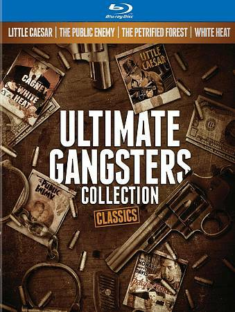 ULTIMATE GANGSTERS COLLECTION BLU RAY NEW SEALED OPERATION GRATITUDE