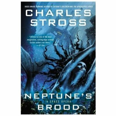 Neptune's Brood by Stross, Charles